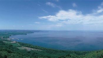 佐呂間町 サロマ湖